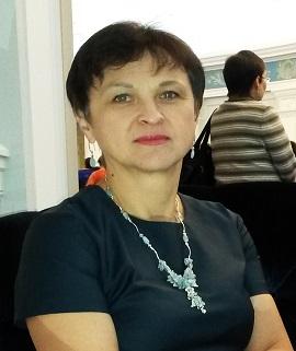 Larisa Gordeeva